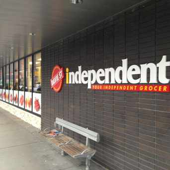 Photo of Independent Grocer in West End, Vancouver