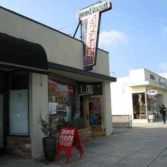 Photo of Giant Robot Store in West Los Angeles, Los Angeles