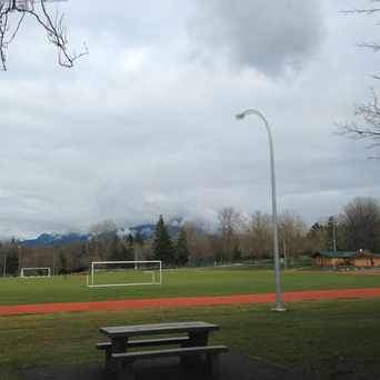 Photo of Confederation Park Track in Burnaby