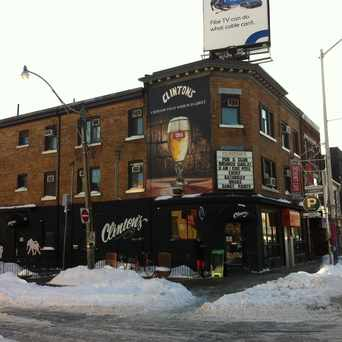 Photo of Clinton's in Palmerston-Little Italy, Toronto