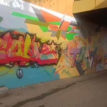 Photo of 10th Street Graphitti in Sunnyside, Calgary