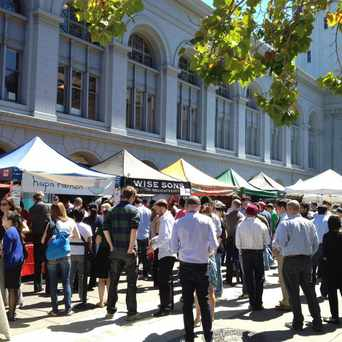 Photo of Ferry Plaza Farmers Market in Financial District, San Francisco