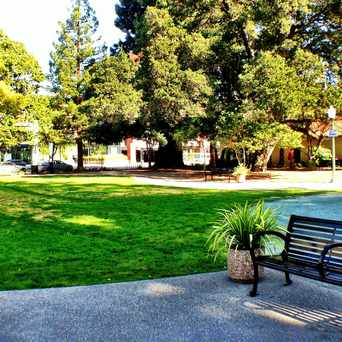 Photo of Cogswell Plaza in Downtown North, Palo Alto