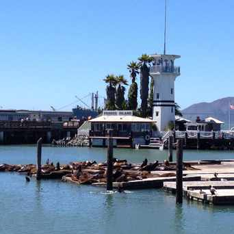 Photo of Pier 39 in Fishermans Wharf, San Francisco