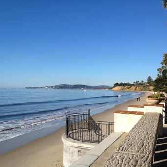 Photo of Butterfly Beach, Montecito, CA, in Long Beach