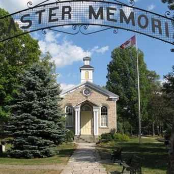 Photo of Ancaster Memorial in Hamilton