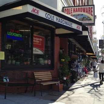 Photo of Cole Hardware Polk in Polk Gulch, San Francisco