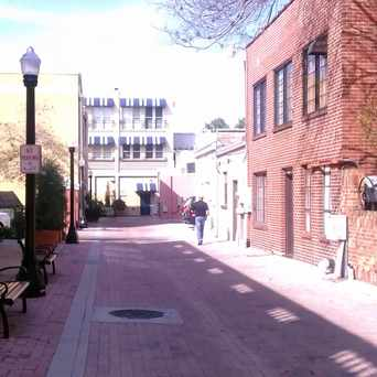 Photo of Downtown Alleyway in Lakeland