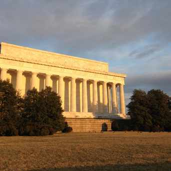 Photo of Lincoln Memorial in Washington D.C.