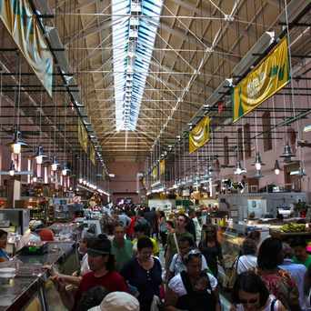 Photo of Eastern Market in Capitol Hill, Washington D.C.