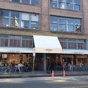 Photo of Zeitgeist Coffee in Pioneer Square, Seattle