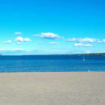 Photo of Kempenfelt Beach, Barrie, Canada in Barrie