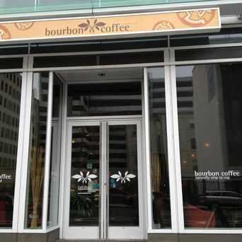 Photo of Bourbon Coffee in Dupont Circle, Washington D.C.