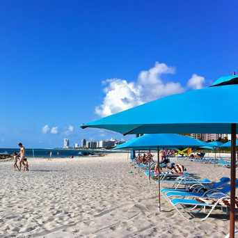 Photo of South Beach in Miami Beach