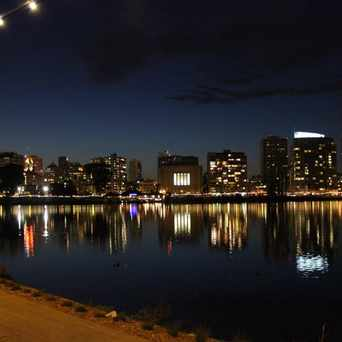 Photo of Lake Merritt in Oakland