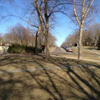 Photo of Summit Av & Finn / Cretin Av in Merriam Park West, St. Paul