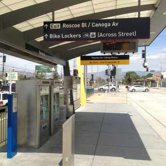 Photo of Roscoe Station in Canoga Park, Los Angeles