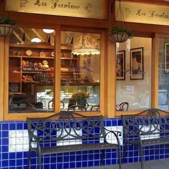 Photo of La Farine Bakery in Berkeley
