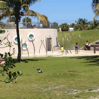 Photo of South Pointe Park in Miami Beach