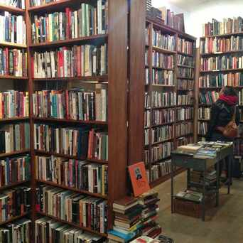 Photo of Unnameable Books in Prospect Heights, New York