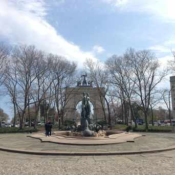 Photo of Grand Army Plaza in Prospect Heights, New York