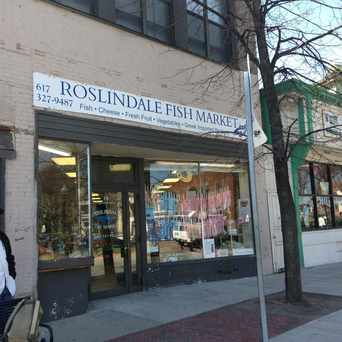 Photo of Roslindale Fish Market in Lower Washington - Mount Hope, Boston