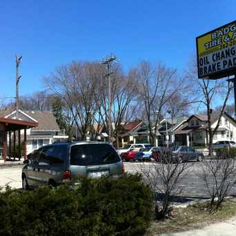 Photo of Badger Tire & Auto in Bay View, Milwaukee