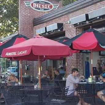 Photo of Diesel Pizza & Pub in Roswell