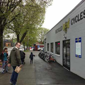 Photo of Recycled Cycles Fremont in Fremont, Seattle
