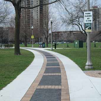 Photo of Dunbar Park in Bronzeville, Chicago