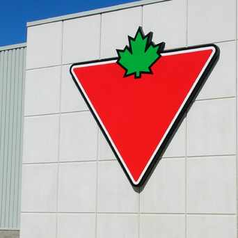 Photo of Canadian Tire in Grimsby