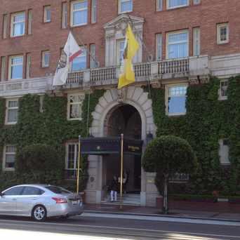 Photo of The Huntington Hotel in Nob Hill, San Francisco