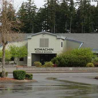 Photo of Komachin Middle School in Lacey