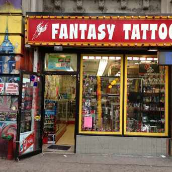Photo of Crazy Fantasy Tattoo in West Village, New York