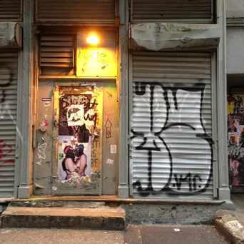 Photo of Crosby Street in SoHo, New York