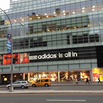 Photo of Adidas in Greenwich Village, New York