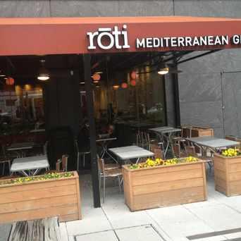Photo of Roti Mediterranean Grill in Foggy Bottom - GWU - West End, Washington D.C.