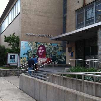 Photo of Marian Anderson Recreation Center in Graduate Hospital, Philadelphia