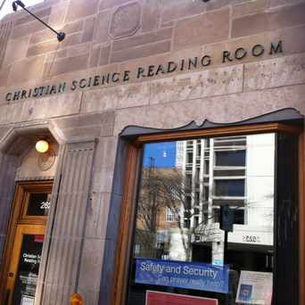 Photo of Christian Science Reading Room in Lincoln Park, Chicago