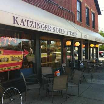 Photo of Katzinger's Delicatessen in German Village, Columbus