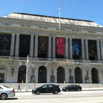 Photo of San Francisco Ballet in Civic Center, San Francisco