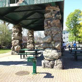 Photo of Resting Area in Wellington Hill, Boston
