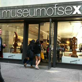 Photo of Museum of Sex in NoMad, New York