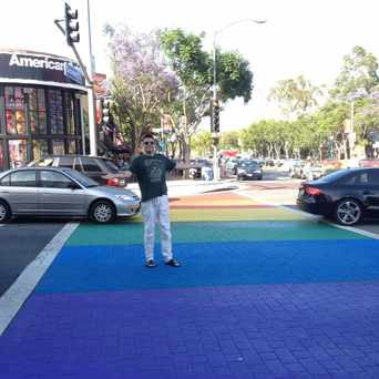 Photo of West Hollywood Cross Walk in West Hollywood
