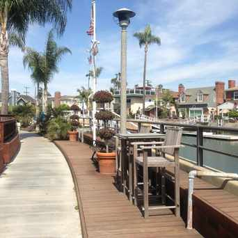 Photo of Canal Walkway in Naples, Long Beach