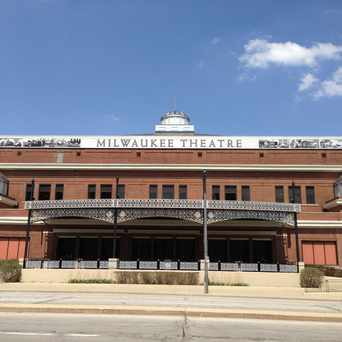 Photo of The Milwaukee Theatre in Kilbourn Town, Milwaukee