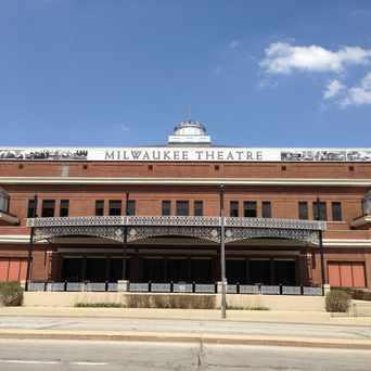 Photo of The Milwaukee Theatre in Kilbourn Town, Milwaukee