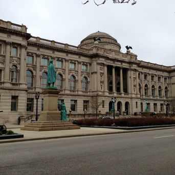 Photo of Milwaukee Public Library in Kilbourn Town, Milwaukee