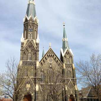 Photo of Trinity Lutheran Church in Kilbourn Town, Milwaukee
