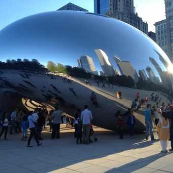 Photo of Millenium Park in Grant Park, Chicago
